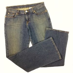 Lucky Brand Mid Rise Flare Women's 6/28